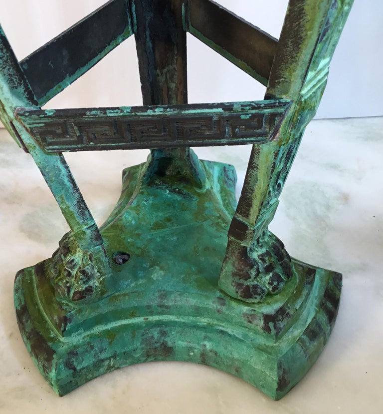 19th Century Architectural Bronze Element At 1stdibs