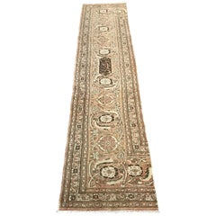 19th Century Haji Jalili Persian Rug Fragment Runner