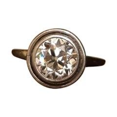 1.90 Carat Engagement Ring