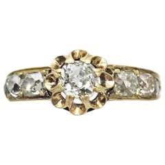 Early 1900s Cocktail Rings