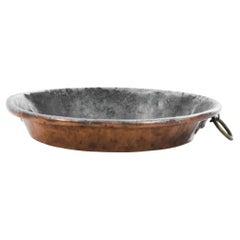 1900s Belgian Copper Sauce Pan