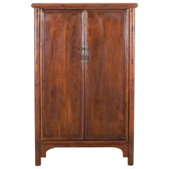 1900s Chinese Wooden Armoire