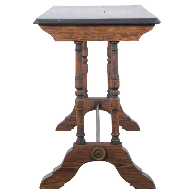 1900s French Bistro Table For Sale
