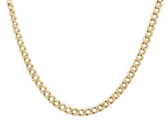 1900s Gold Necklace / Watch Chain