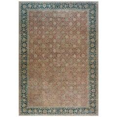 1900s Indian Carpet