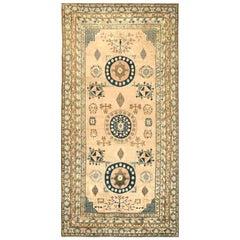 1900s Khotan 'Samarkand' Carpet