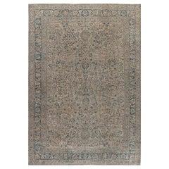 1900s Persian Kirman Rug