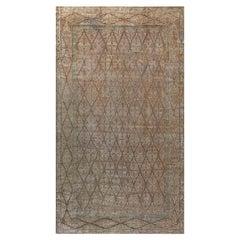 1900s Persian Tabriz Handmade Rug