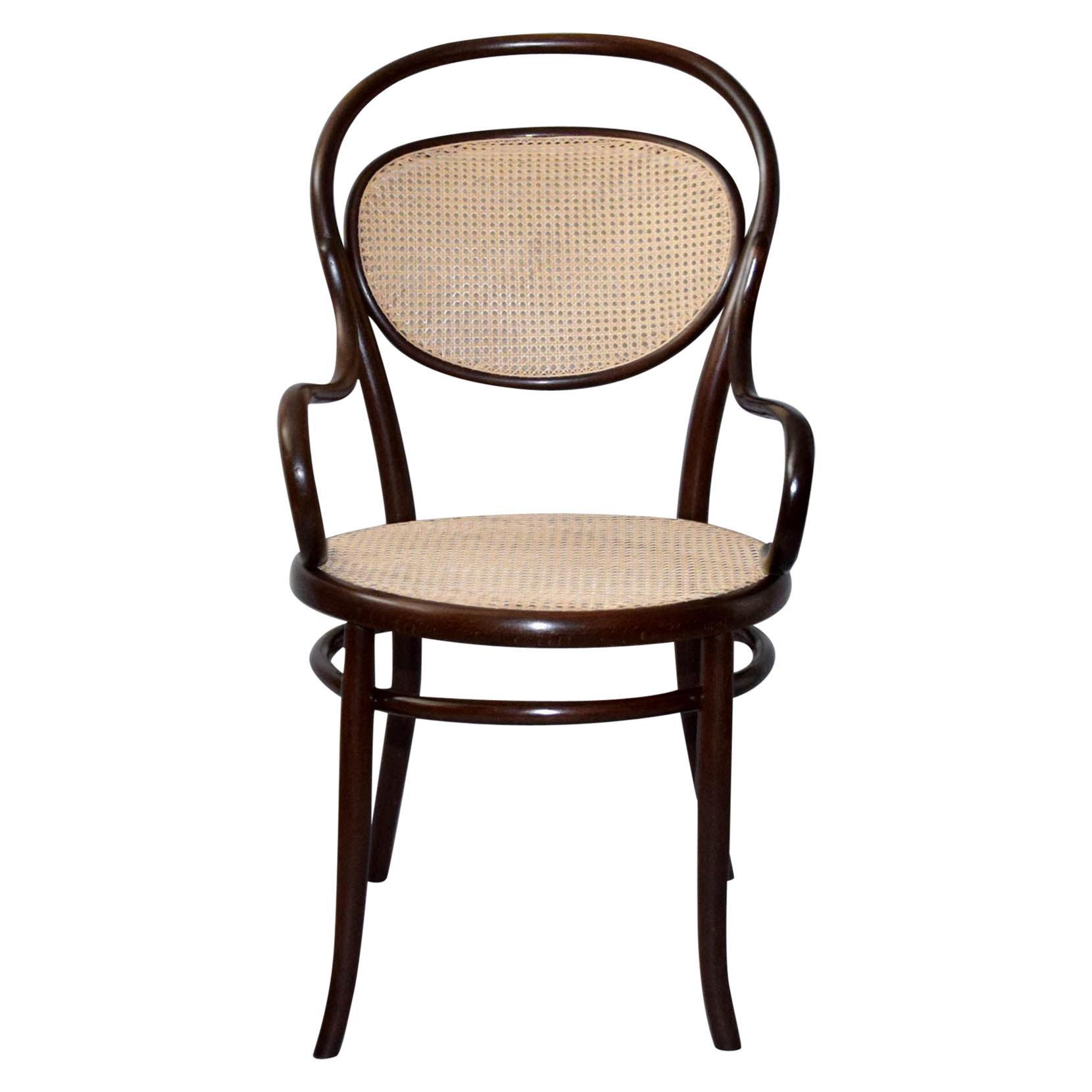 1900s Thonet Office Chair, Model Nr. 15