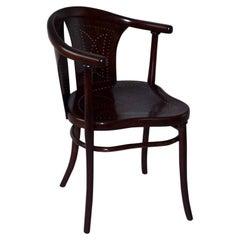 1900s Thonet Office Chair, Model Nr. 6000
