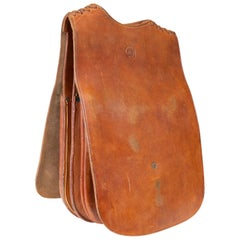 1904 A.A. Kraft Pommel Bags with Holster