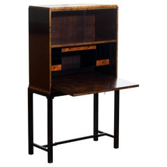 1920, Art Deco Secretaire / High Boy by Axel Einar Hjorth for Nordiska Kompaniet