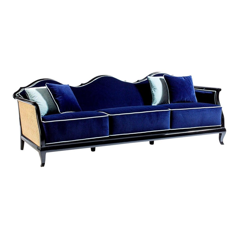 1920 Three Seats Sofa For Sale