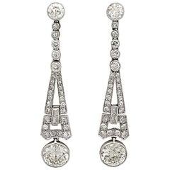 1920s Chandelier Earrings