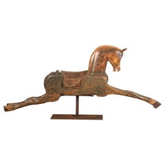 1920s American Carousel Horse
