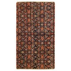 1920s Antique Persian Bidjar Rug