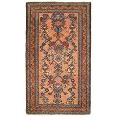 1920s Antique Persian Hamadan Oriental Rug
