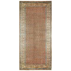 1920s Antique Persian Saraband Oriental Rug