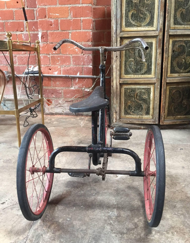 1920s British Dunlop Tricycle Bike For Sale 2
