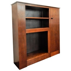 1920s Cabinet or Bookcase for L.O.V. Oosterbeek, The Netherlands