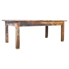 1920s Czech Work Table