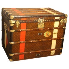 1920s High Louis Vuitton Trunk, Malle Louis Vuitton