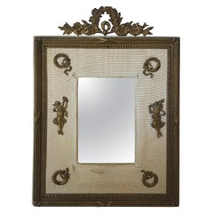 1920s French Classical Ormolu Frame