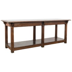 1920s French Drapers Table