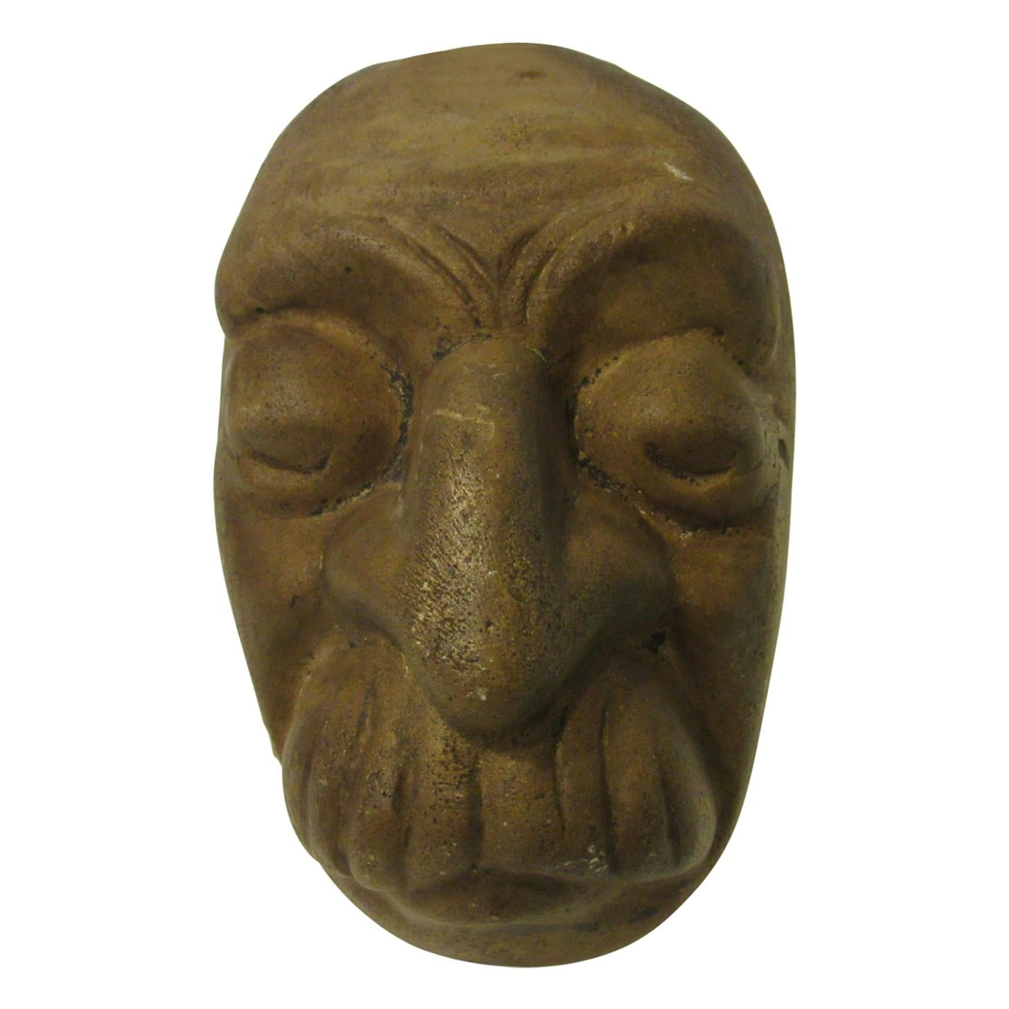 1920s Halloween Mask Mold by the American Mask Company