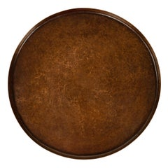 1920s Hammered Copper Tray by Dirk Van Erp