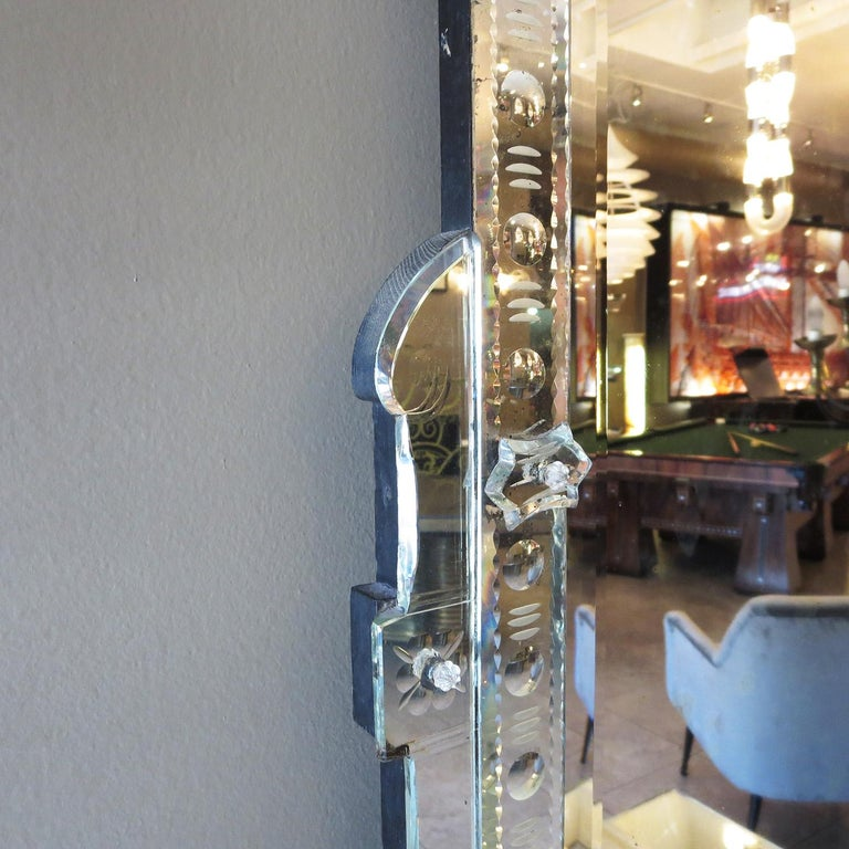 1920s Mirrored Vanity from the Bette Davis Hollywood Estate For Sale 1
