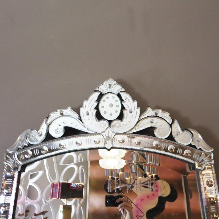 1920s Mirrored Vanity from the Bette Davis Hollywood Estate For Sale 2