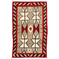 1920s Navajo Crystal/Floor Weaving