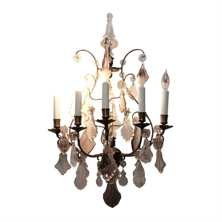 Baccarat Crystal Sconces