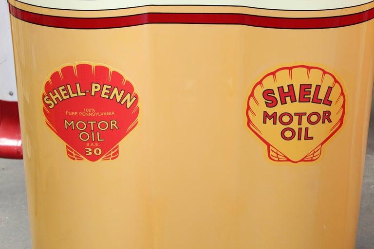 1920s Premier Oil Fountain Model 62 Island Oil Dispenser For Sale 4
