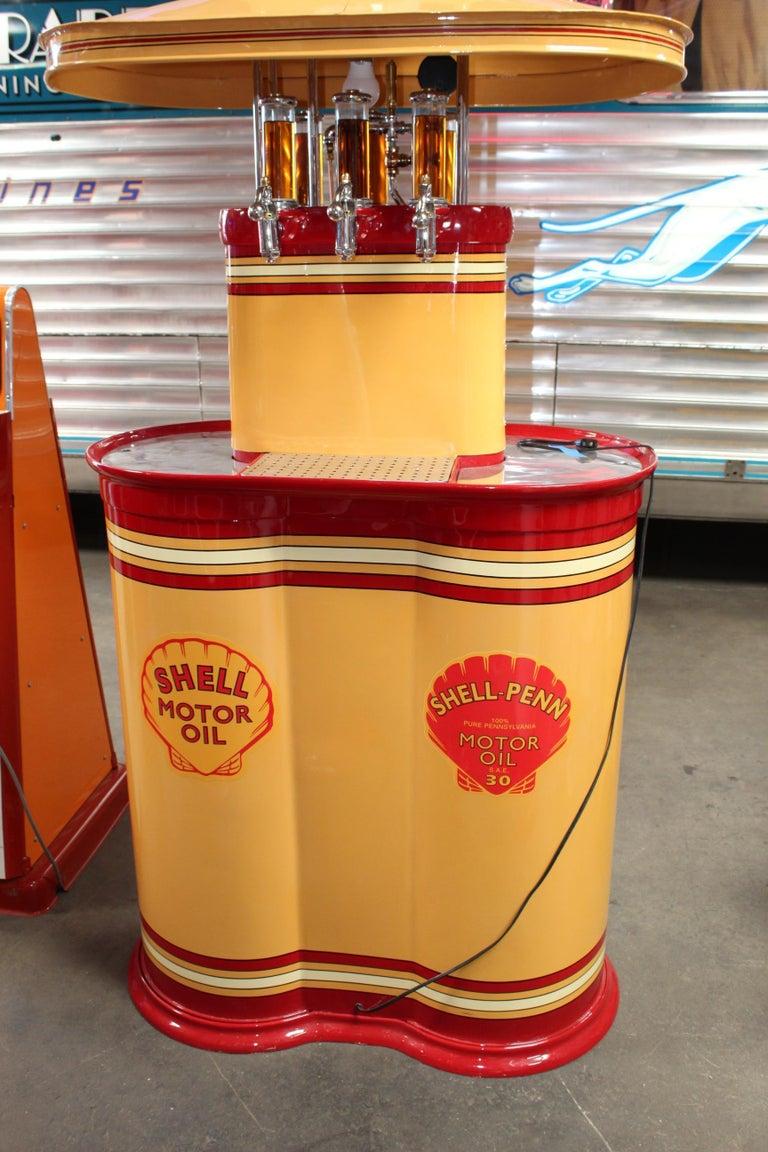 1920s Premier Oil Fountain Model 62 Island Oil Dispenser For Sale 13