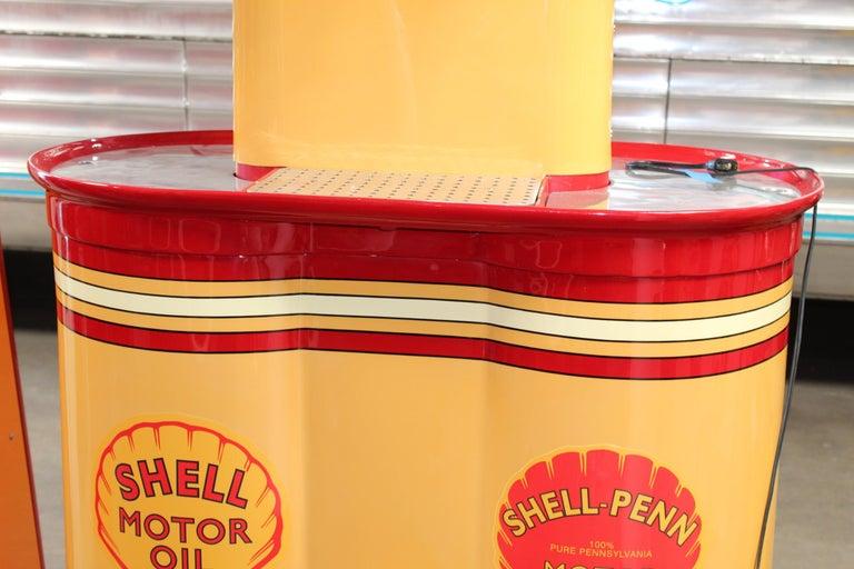 1920s Premier Oil Fountain Model 62 Island Oil Dispenser For Sale 14
