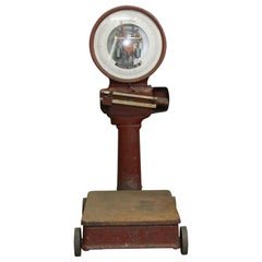 1920s Red Johnson Scale Co. Stathmos Scale