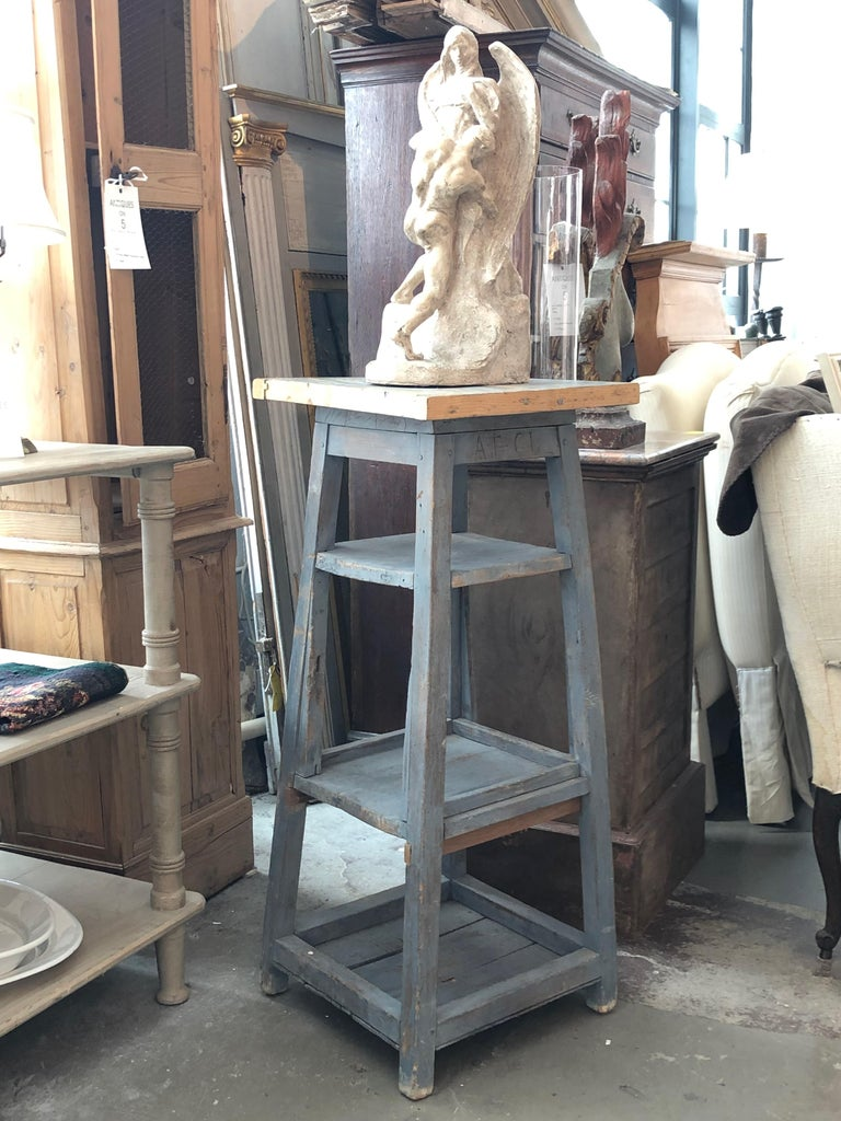 1920s sculpture stand, France.