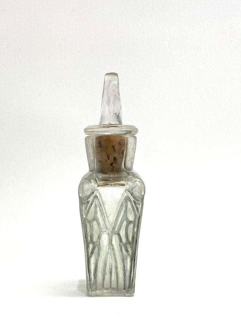 RENE LALIQUE & COTY PERFUME BOTTLES Art