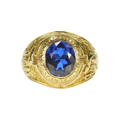 1927 Tiffany & Co. Naval Academy Class Ring