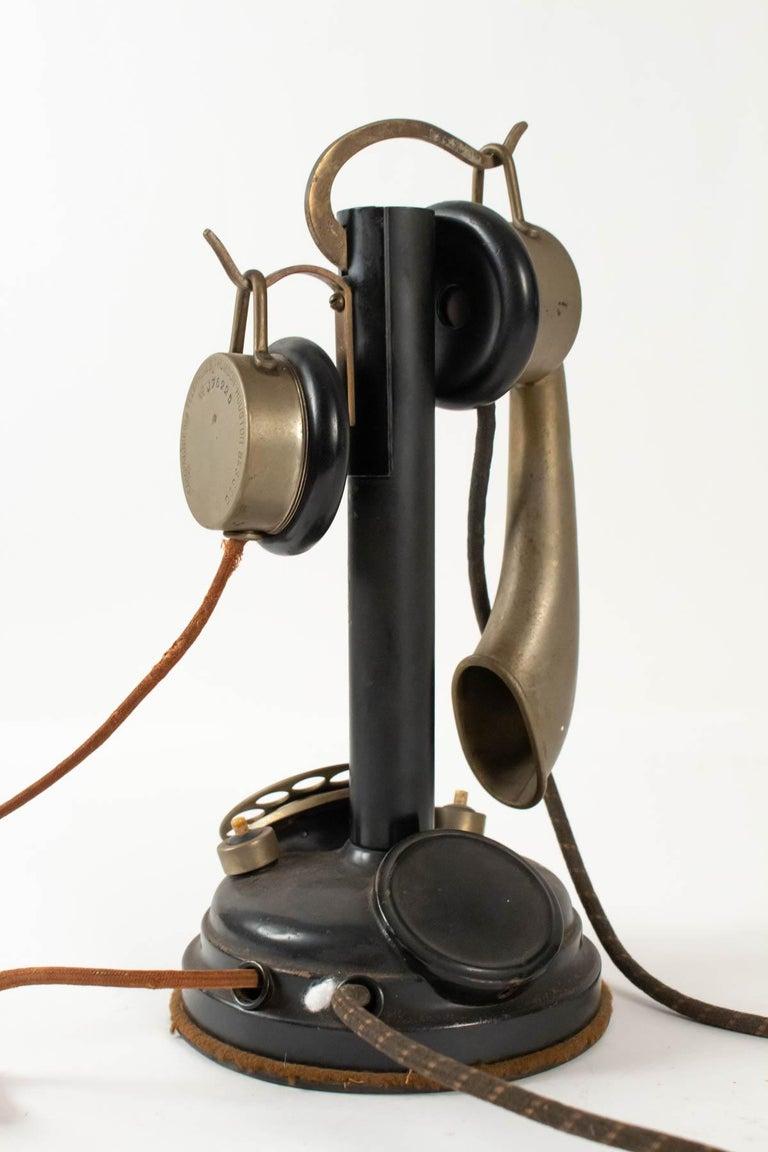 French 1930-1940 Telephone, Thomson-Houston Telephone Company For Sale
