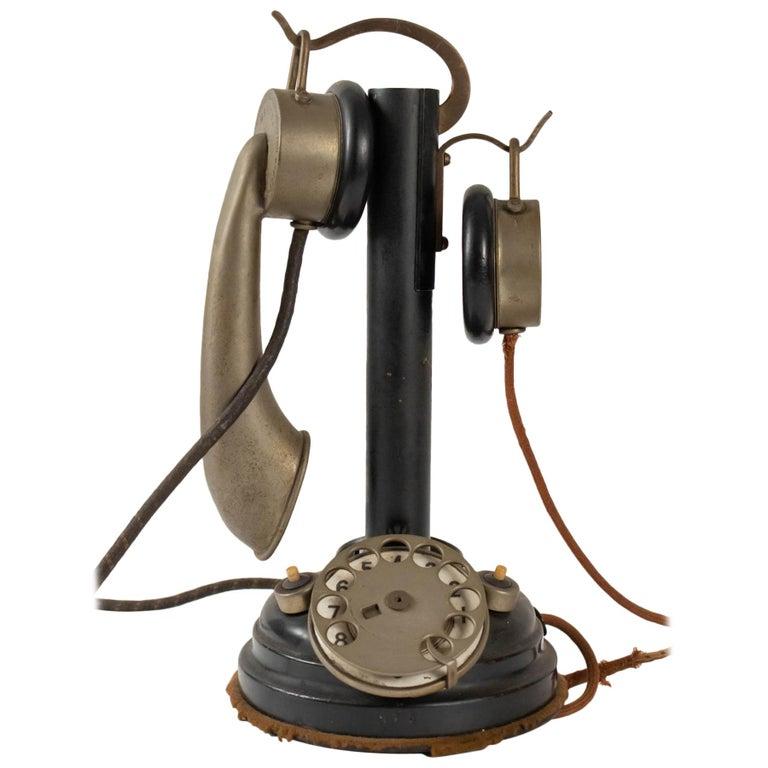 1930-1940 Telephone, Thomson-Houston Telephone Company For Sale