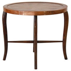 1930 Art Deco Vintage Side Table