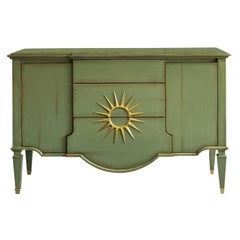1930 Green Sideboard
