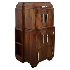 French Case Pieces and Storage Cabinets