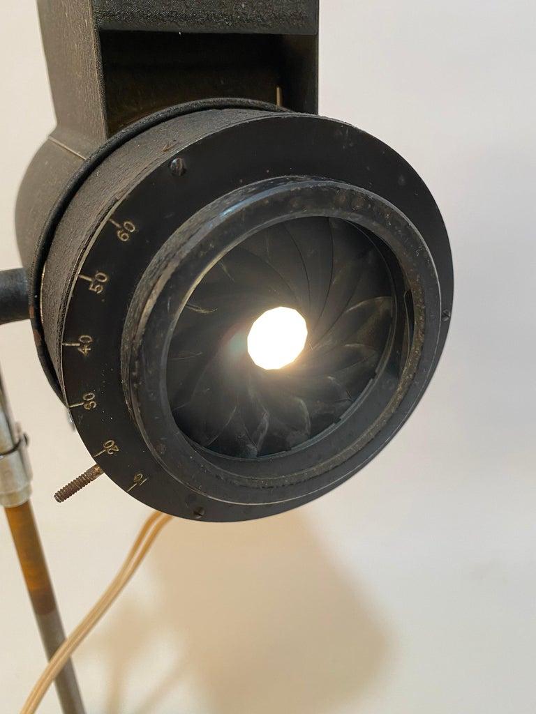 1930s Adjustable Spot Light Task Lamp For Sale 4