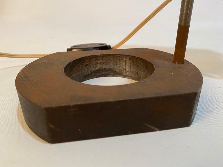 1930s Adjustable Spot Light Task Lamp For Sale 5