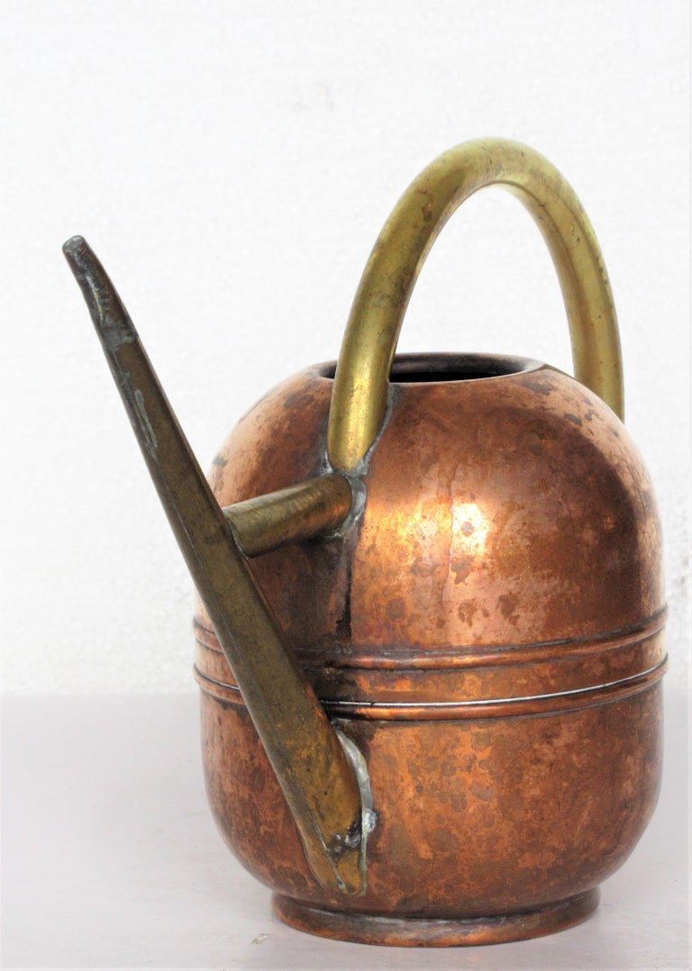 1930s American Art Deco Watering Can For Sale 5