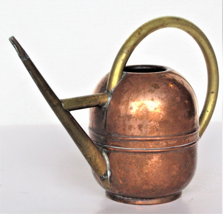 1930s American Art Deco Watering Can For Sale 6